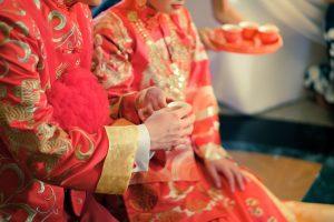 แต่งงานแบบจีน