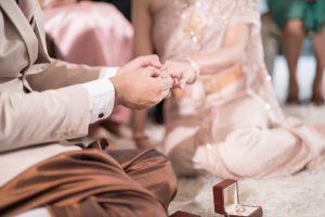 แต่งงานแบบไทย-งานหมั้น