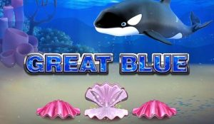 classic great blue slot review